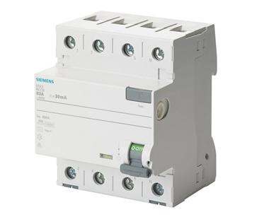 Wyłącznik różnicowoprądowy Siemens