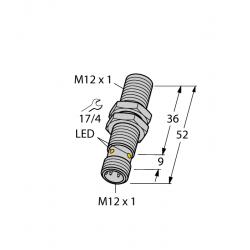 BI4-M12-VP6X-H1141 - Czujnik indukcyjny – 1633200