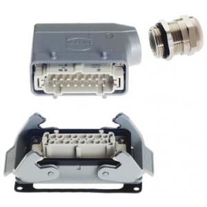 Han 16 B 10330160000 - Złącze przemysłowe kątowe