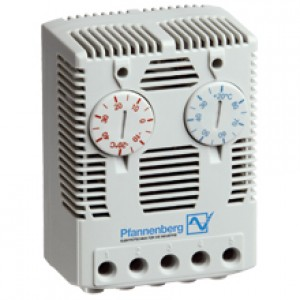 Termostat FLZ 542 0 °C ... +60 °C 17142000000