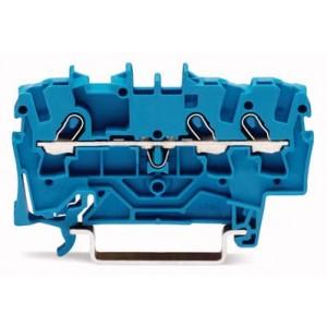2001-1304 - TOPJOBS złączka 3-przewodowa 1,5 mm&sup2, niebieska