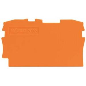 2002-1292 - TOPJOBS ścianka końcowa, pomarańczowa