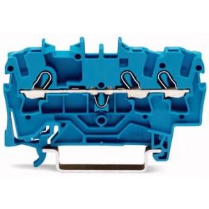 2002-1304 - TOPJOBS złączka 3-przewodowa 2,5 mm&sup2, niebieska
