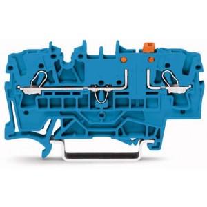 2002-1674 TOPJOBS złączka rozłączalna 2,5 mm² niebieska
