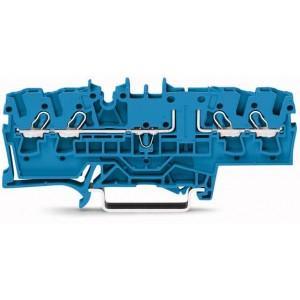 2002-1804 TOPJOBS złączka 4-przewodowa 2,5 mm² niebieska