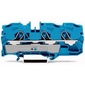 2010-1304 - TOPJOBS złączka 3-przewodowa 10 mm&sup2, niebieska