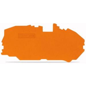 2016-7692 TOPJOB S ścianka koncowa pomarańczowa