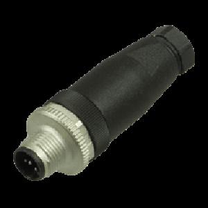 V1S-G-BK - Wtyk kablowy