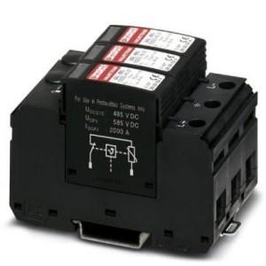 VAL-MS 1000 DC-PV/2+V – Ograniczniki przepięć typu 2 – 2800628