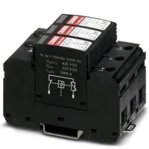 VAL-MS-T1/T2 1000 DC-PV/2+V – Odgromnik/ogranicznik przepięć typ 1/2 – 2801160