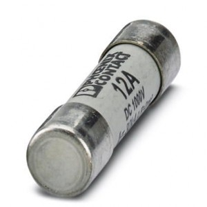 FUSE 10,3X38 12A PV A – Bezpiecznik – 3062781