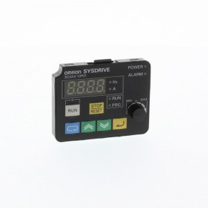 3G3AX-OP01 - Zdalna konsola operatorska LED
