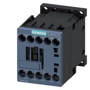 3RT2015-1AB01 - STYCZNIK 3KW UC= 24V AC