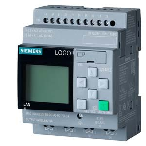 6ED1052-1MD00-0BA8 - LOGO 8! 12/24RCE