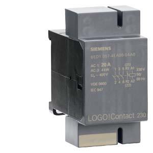 6ED1057-4EA00-0AA0 - LOGO! CONTACT 230