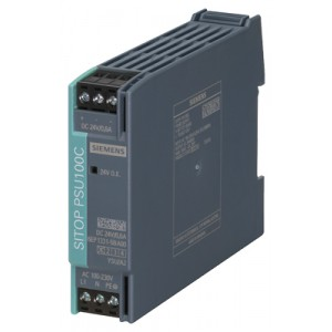 6EP1331-5BA00 - ZASILACZ STABILIZOWANY 100-240V AC 24V DC / 0.6A