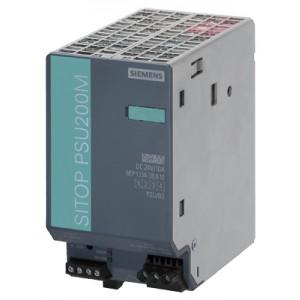 6EP1334-3BA10 - PSU200M 10 A STABILIZED POWER SUPPLY 120/230-500 V AC 24 V DC/10 A