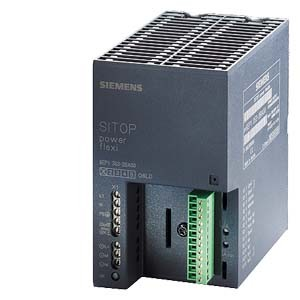 6EP1353-2BA00 - POWER FLEXI STABILIZED POWER SUPPLY 120-230 V AC 3-52 V DC/10 A 120 W