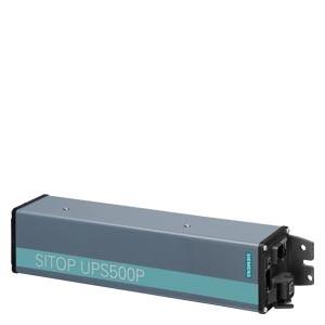 6EP1933-2NC01 - UPS500P SERVICE-FREE UNINTERRUPTIBLE POWER SUPPLY WITH USB-INTERFACE BASIC UNIT 5 KWS 24 V DC 24 V/7 A DC