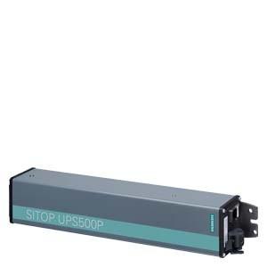 6EP1933-2NC11 - UPS500P SERVICE-FREE UNINTERRUPTIBLE POWER SUPPLY WITH USB-INTERFACE BASIC UNIT 10 KWS 24 V DC 24 V/7 A DC