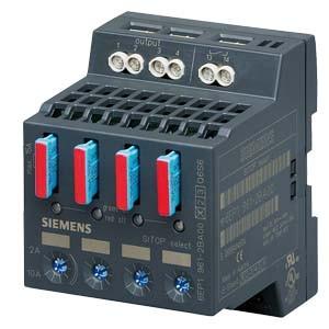 6EP1961-2BA00 - SELECT 4-CHANNEL DIAGNOSIS MODULE 24 V DC/40 A 24 V DC/4X 10 A