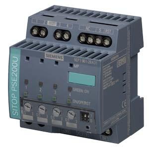 6EP1961-2BA31 - PSE200U 3 A 4-CHANNEL SELECTIVITY MODULE 24 V DC/12 A 24 V DC/4X 3 A