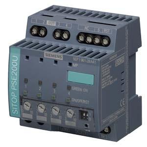 6EP1961-2BA41 - PSE200U 10 A 4-CHANNEL SELECTIVITY MODULE 24 V DC/40 A 24 V DC/4X 10 A
