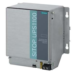 6EP4133-0JB00-0AY0 - UPS1100 BATTERY MODULE WITH SERVICE- FREE SEALED LITHIUM IRON PHOSPHATE BATTERIES