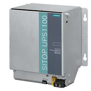 6EP4134-0GB00-0AY0 - UPS1100 BATTERY MODULE WITH SERVICE- FREE SEALED LEAD BATTERIES