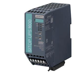 6EP4134-3AB00-0AY0 - UPS1600 10 A UNINTERRUPTIBLE POWER SUPPLY 24 V DC 24 V DC/10 A
