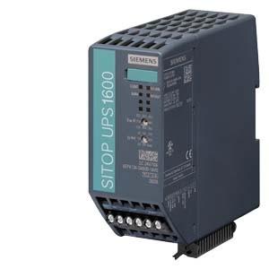6EP4134-3AB00-1AY0 - UPS1600 10 A USB UNINTERRUPTIBLE POWER SUPPLY WITH USB INTERFACE 24 V DC 24 V DC/10 A