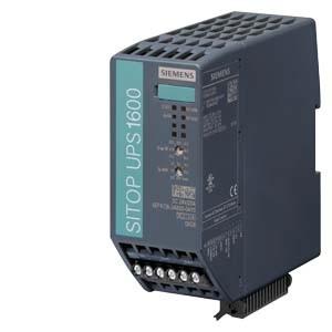 6EP4136-3AB00-0AY0 - UPS1600 20 A UNINTERRUPTIBLE POWER SUPPLY 24 V DC 24 V DC/20 A