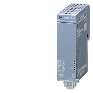 6ES7193-6AG20-0AA0 - MEDIA CONVERTER FO - CU 1 X LC GLASS-FO-SOCKET AND
