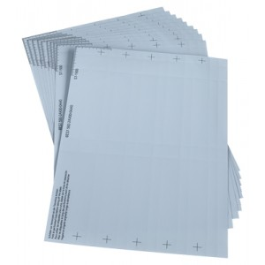 6ES7592-2AX00-0AA0 - LABELING SHEETS FOR 35MM WIDE S7-1500 MODULES