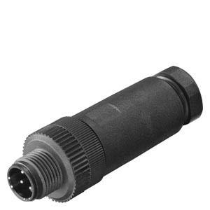 6GK1907-0DB10-6AA3 - IE FC M12 CABLE CONNECTOR