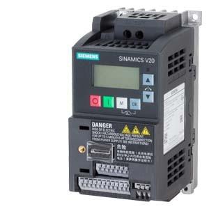 6SL3210-5BB12-5UV1 - FALOWNIK 1AC 0,25KW