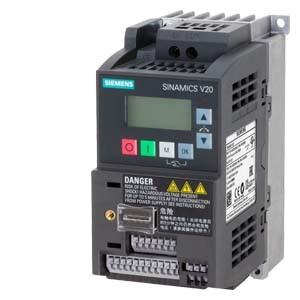 6SL3210-5BB15-5BV1 - FALOWNIK 1AC 0,55KW