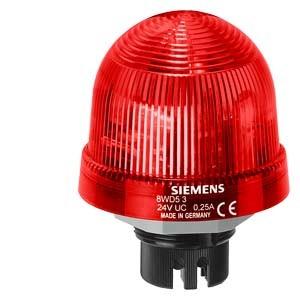 8WD5300-1AB - LAMPA SYGNALIZACYJNA ŚWIATŁO CIĄGŁE CZERWONY 12 - 230 V AC/DC