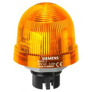 8WD5300-1AD - LAMPA SYGNALIZACYJNA ŚWIATŁO CIĄGŁE ŻÓŁTY 12 - 230 V AC/DC