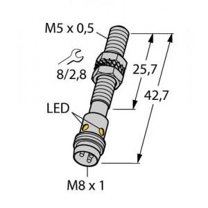 BI1-EG05-AP6X-V1331 – Czujnik indukcyjny – 4608640