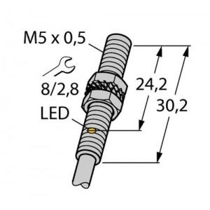 BI1-EG05-AP6X – Czujnik indukcyjny – 4609740
