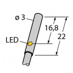 BI1-EH03-AP7X – Czujnik indukcyjny – 1619322