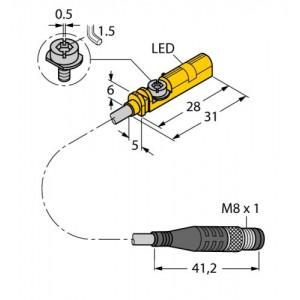 BIM-UNT-AP6X-0.6-PSG3M – Czujnik magneto-indukcyjny – 4685724