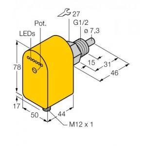 FCS-G1/2A4P-AP8X-H1141 – Czujnik przepływu – 6870092