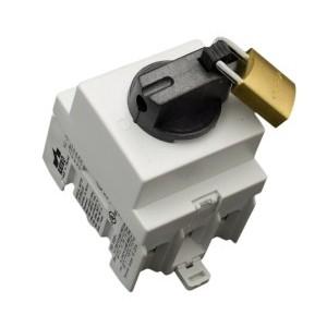 KU 3125/K - Rozłącznik 3-polowy z pokrętłem bezpośrednim