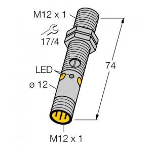 M12PDQ8 – Czujnik fotoelektryczny, czujnik odbiciowy – 77179