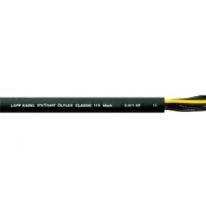 1120237 - Przewód sterowniczy OLFLEX CLASSIC 110 BLACK, 0,6/1kV, 5G0,75
