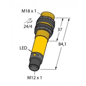 S18SP6FF100Q – Czujnik fotoelektryczny, czujnik odbiciowy – 30884