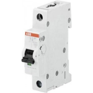 2CDS251001R0065 - Miniaturowy wyłącznik nadmiarowo-prądowy S201-B6