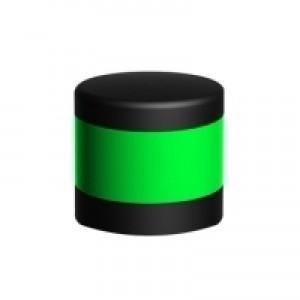 SG-TL70-G - Modułowa kolumna sygnalizacyjna, segment koloru (zielony)  – 92211